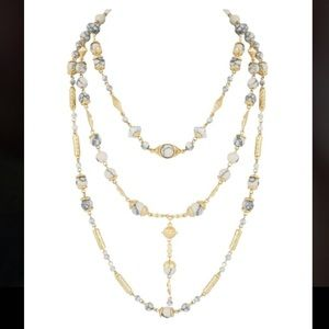 House of Harlow 1960 Cairo Layered Necklace